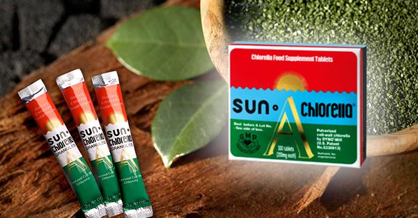 sun_chlorella