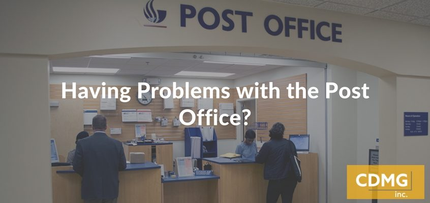 Having Problems with the Post Office?