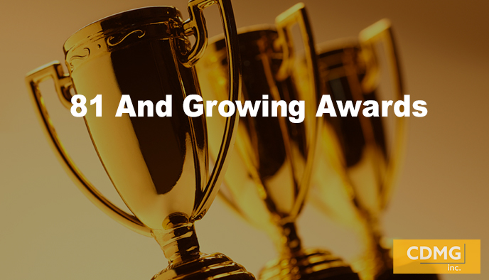 81 And Growing Awards