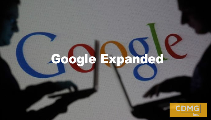 Google Expanded
