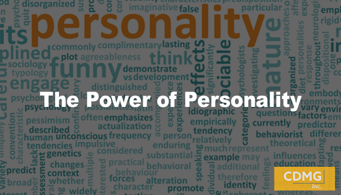 The Power of Personality [See Example]