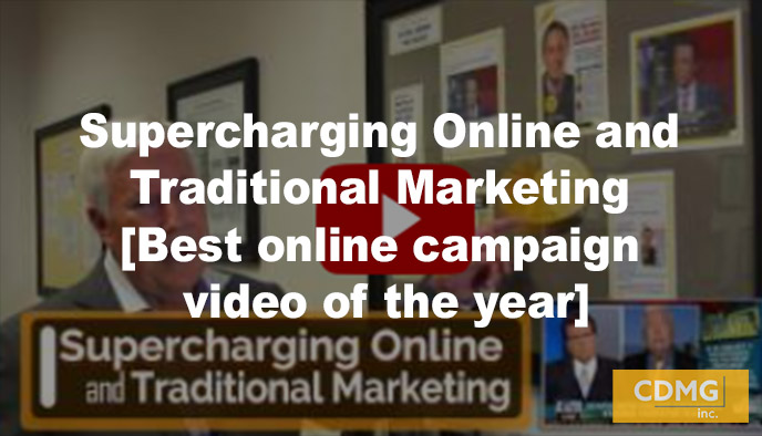 Supercharging Online and Traditional Marketing [Best online campaign video of the year]