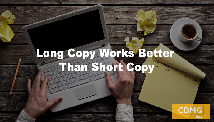 Long Copy Works Better Than Short Copy