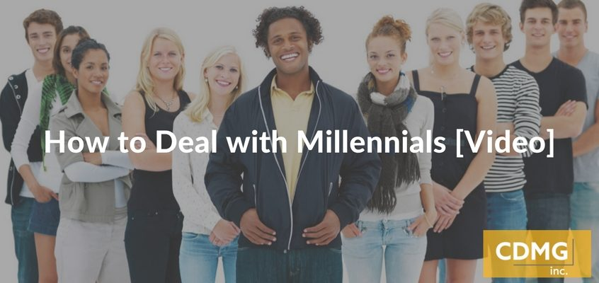 How to Deal with Millennials [Video]