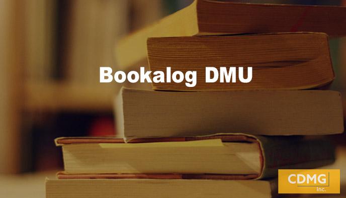 Bookalog DMU