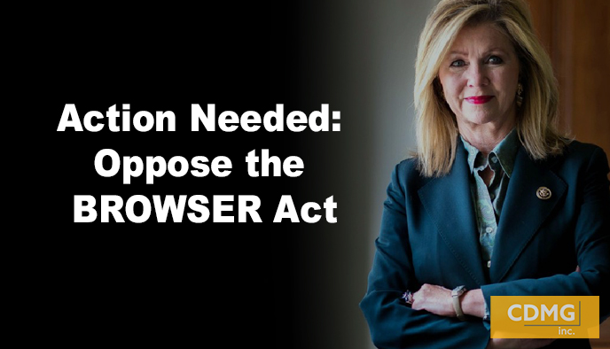 Action Needed: Oppose the BROWSER Act