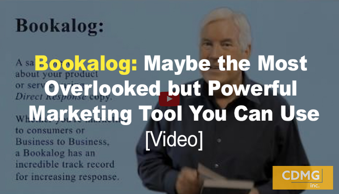 Bookalog: Maybe the Most Overlooked but Powerful Marketing Tool You Can Use [Video]