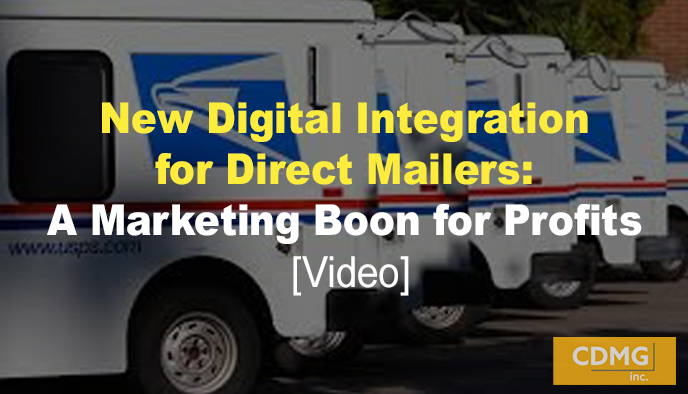 New Digital Integration for Direct Mailers: A Marketing Boon for Profits [Video]