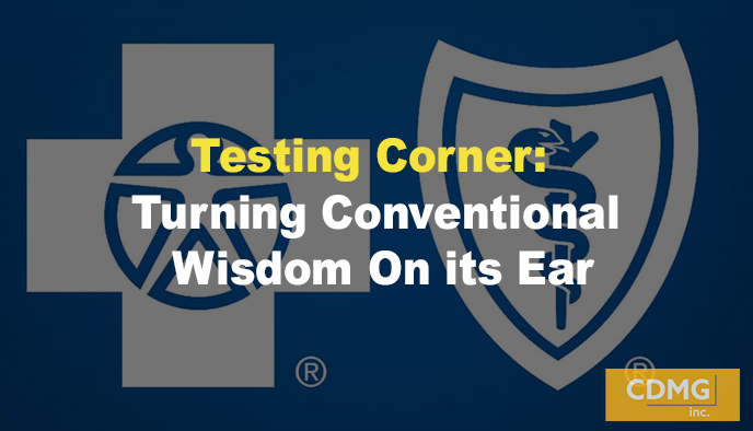 Testing Corner: Turning Conventional Wisdom On its Ear
