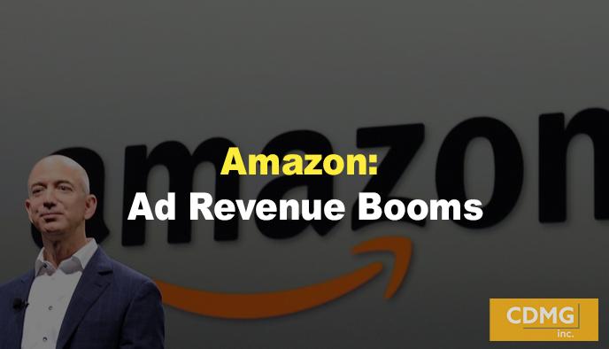 Amazon: Ad Revenue Booms