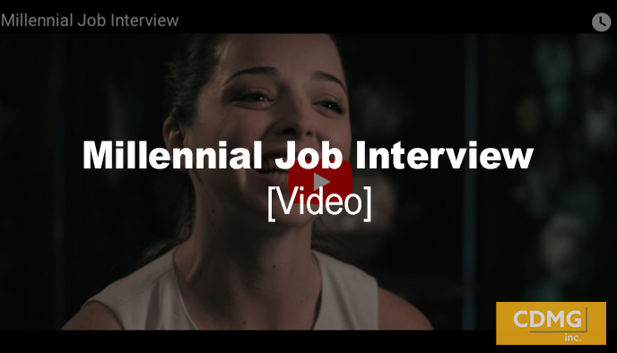 Millennial Job Interview [video]