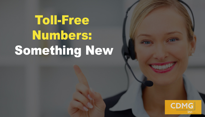 Toll-Free Numbers: Something New