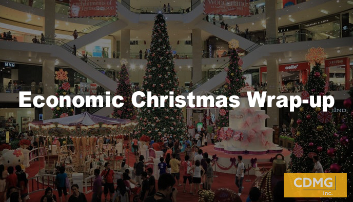Economic Christmas Wrap-up