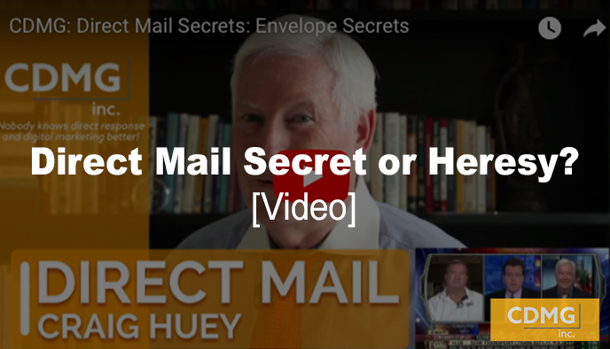 Direct Mail Secret or Heresy? [video]