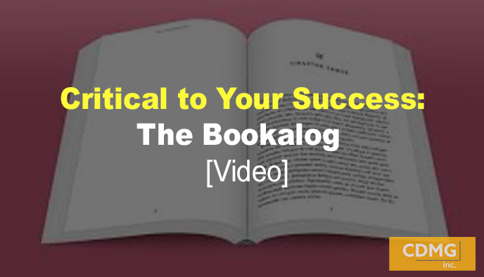 Critical to Your Success: The Bookalog [video]