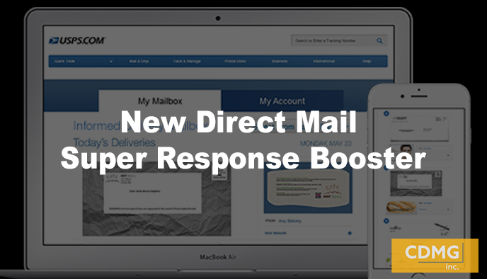 New Direct Mail Super Response Booster