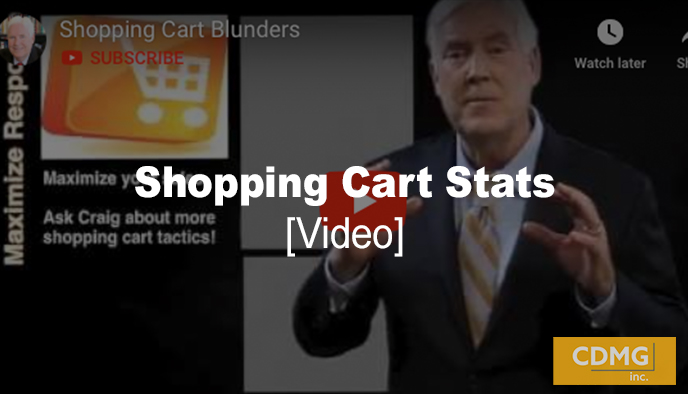 Shopping Cart Stats [video]