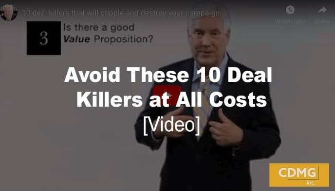 Avoid These 10 Deal Killers at All Costs [video]