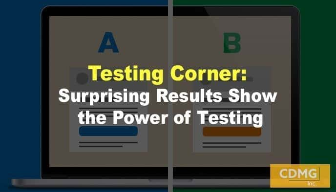 Testing Corner: Surprising Results Show the Power of Testing
