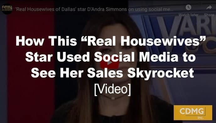 "How This ""Real Housewives"" Star Used Social Media to See Her Sales Skyrocket [video]"