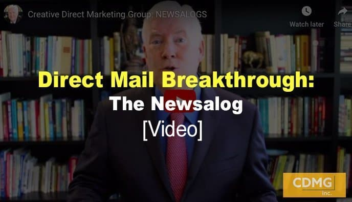 Direct Mail Breakthrough: The Newsalog (video)