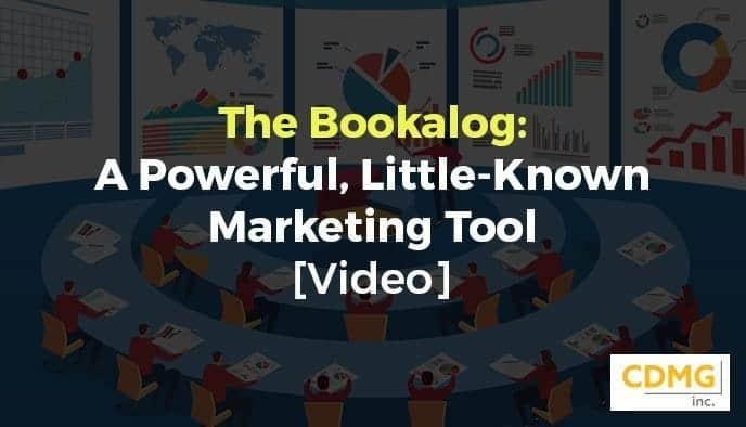 The Bookalog: A Powerful, Little-Known Marketing Tool [Video]