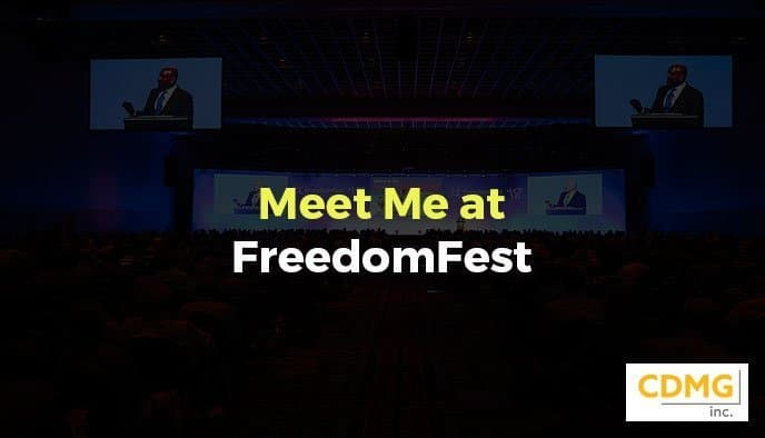 Meet Me at FreedomFest