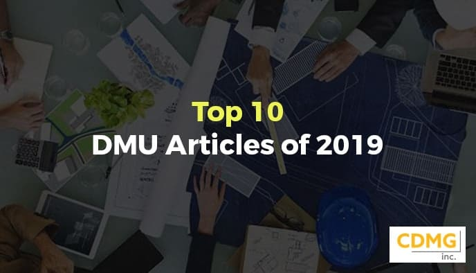 Top 10 DMU Articles of 2019