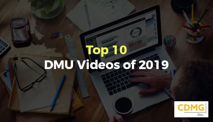 Top 10 DMU Videos of 2019